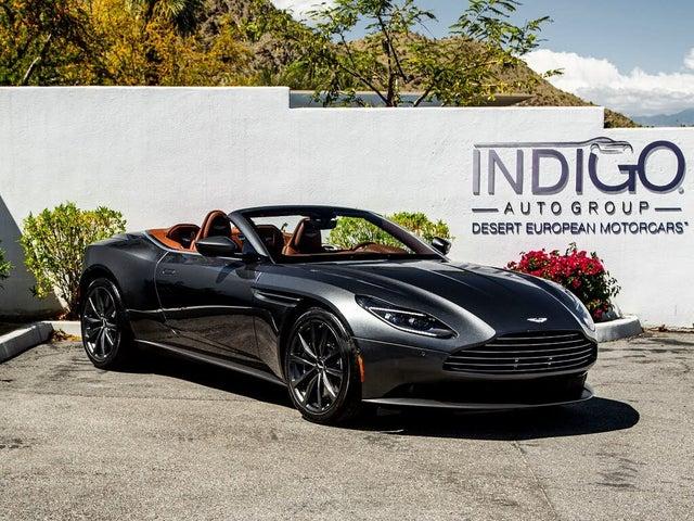 2020 Aston Martin DB11 V8 Volante Convertible RWD