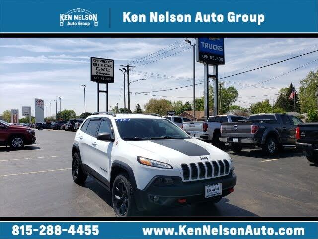 2018 Jeep Cherokee Trailhawk 4WD