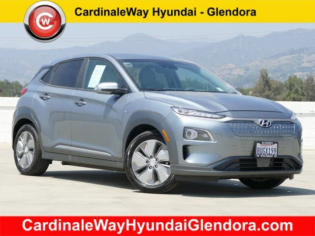 2020 Hyundai Kona Electric Ultimate FWD