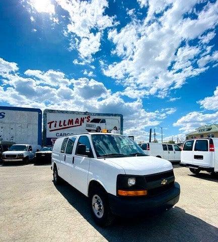 2013 Chevrolet Express Cargo 3500 RWD