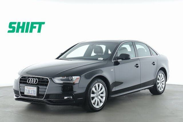 2015 Audi A4 2.0T Premium FWD