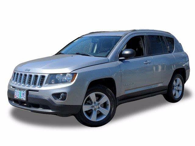 2017 Jeep Compass X Sport 4WD
