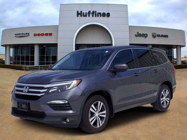 2018 Honda Pilot EX-L FWD with RES