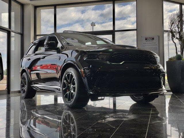 2021 Dodge Durango SRT Hellcat AWD