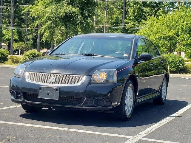 2010 Mitsubishi Galant FE