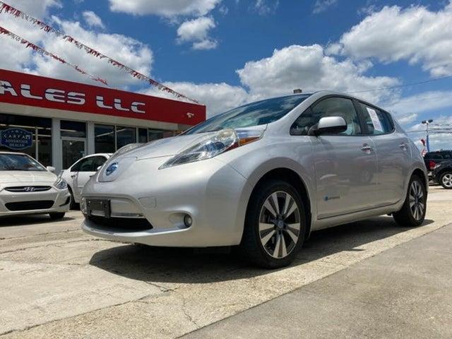 2013 Nissan LEAF SL