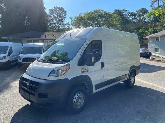 2018 RAM ProMaster 1500 136 High Roof Cargo Van