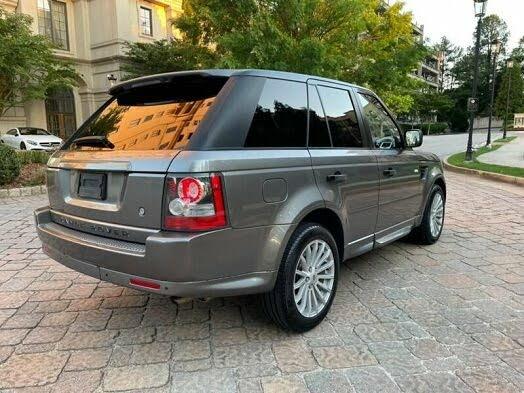 2009 Land Rover Range Rover HSE 4WD