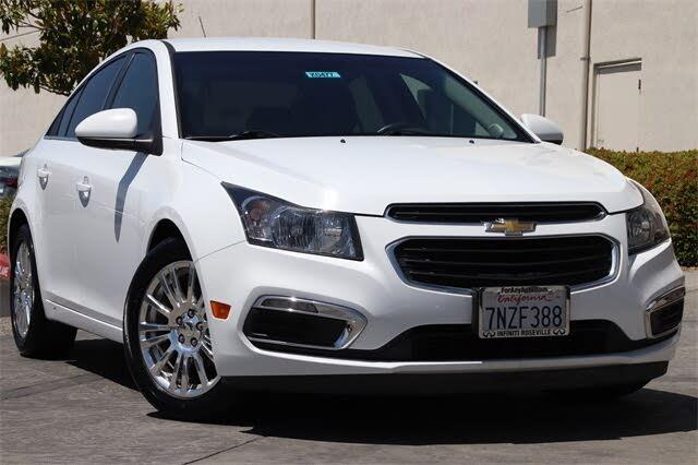 2015 Chevrolet Cruze Eco Sedan FWD