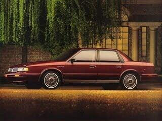 1993 Oldsmobile Cutlass Ciera S Sedan FWD
