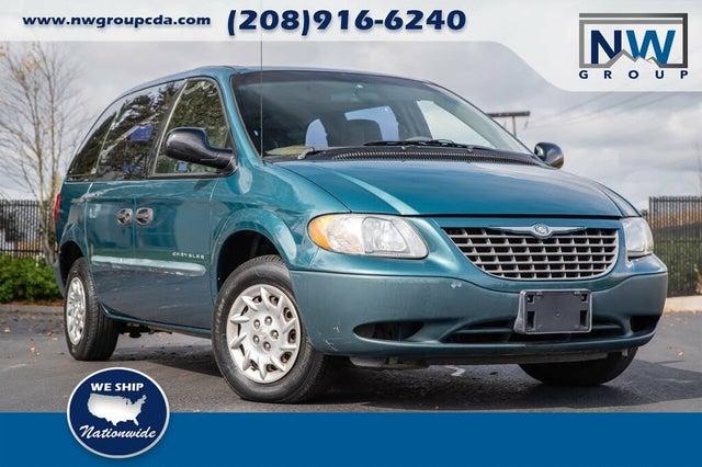 2001 Chrysler Voyager 4 Dr STD Passenger Van