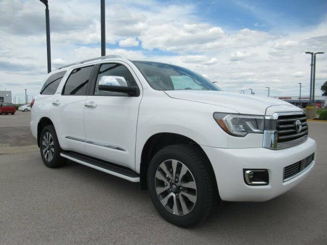 2021 Toyota Sequoia Limited 4WD
