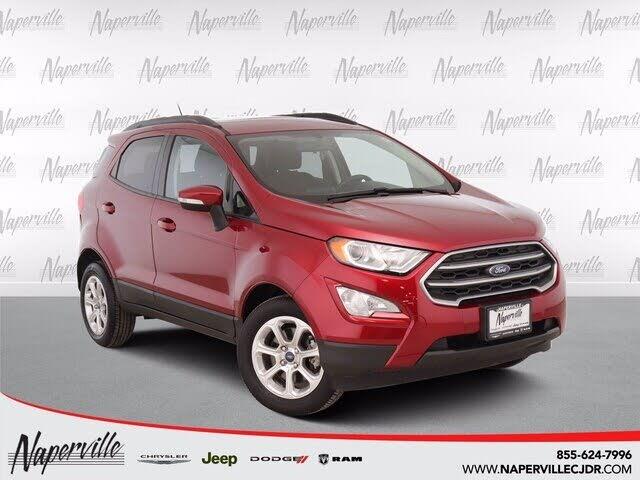 2019 Ford EcoSport SE FWD
