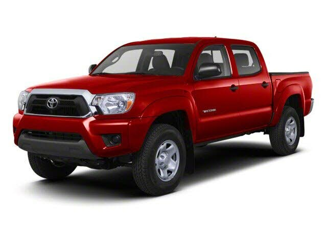 2013 Toyota Tacoma Double Cab SB V6 4WD