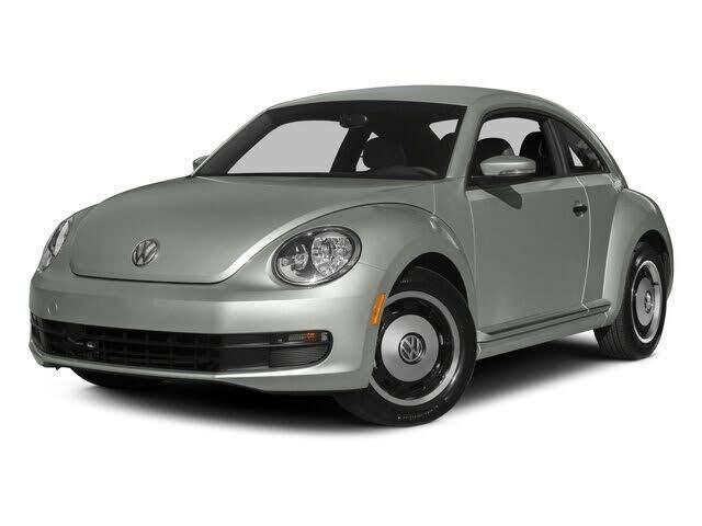 2015 Volkswagen Beetle 1.8T Classic