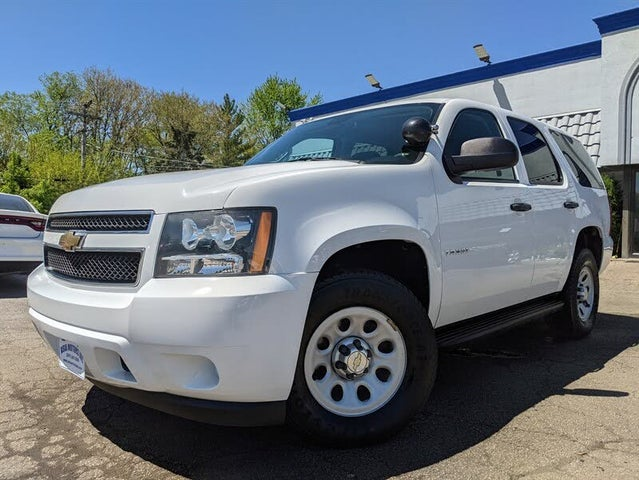 2014 Chevrolet Tahoe Special Service 4WD