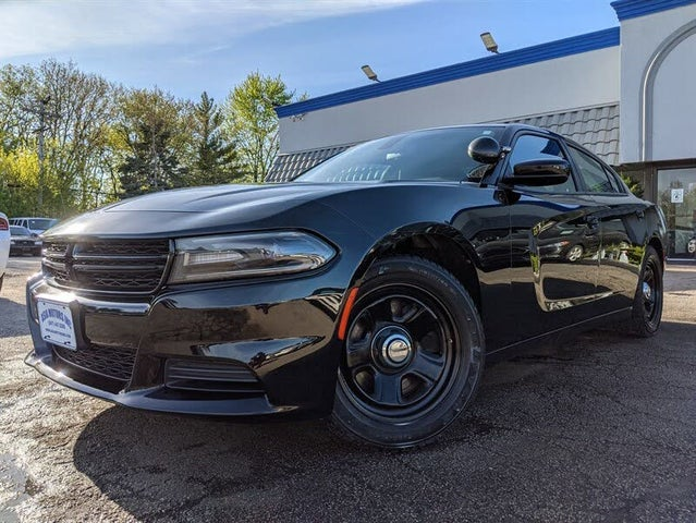 2017 Dodge Charger Police RWD