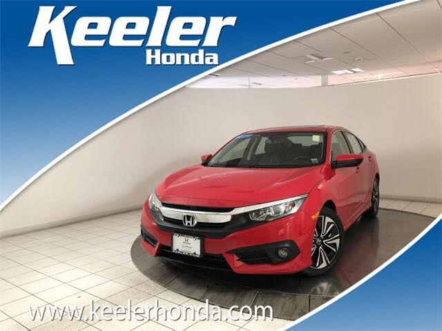 2018 Honda Civic EX-L with Navigation