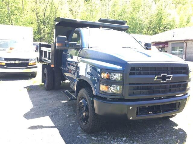 2019 Chevrolet Silverado 4500HD Work Truck Regular Cab RWD