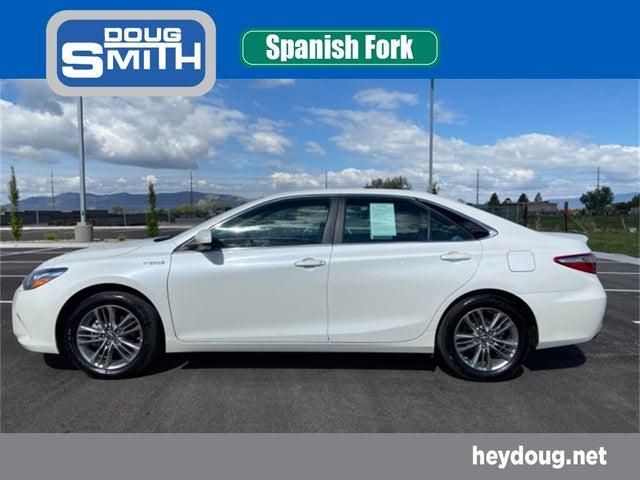 2016 Toyota Camry Hybrid SE FWD