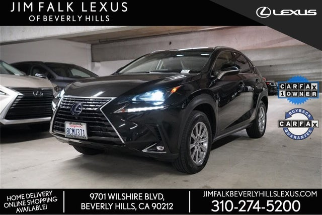 2018 Lexus NX Hybrid 300h AWD