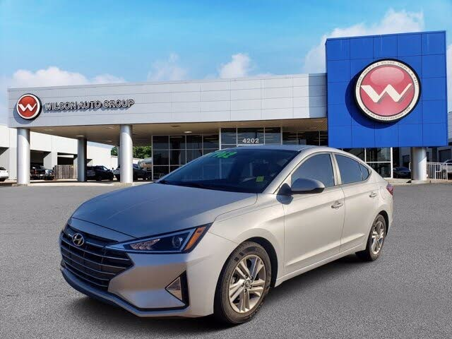 2019 Hyundai Elantra Value Edition Sedan FWD