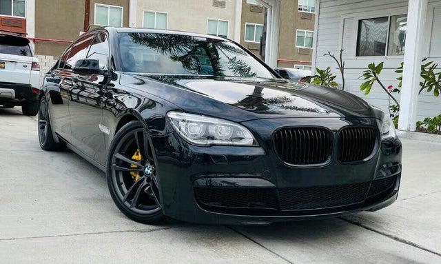 2013 BMW 7 Series 740Li RWD