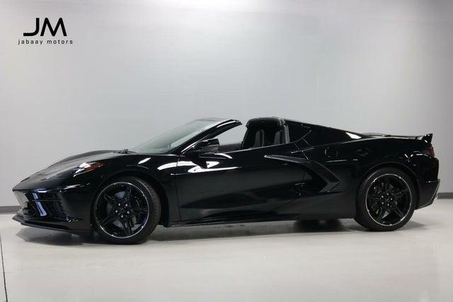 2021 Chevrolet Corvette Stingray 1LT Coupe RWD