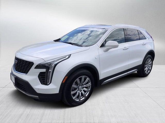2020 Cadillac XT4 Premium Luxury AWD