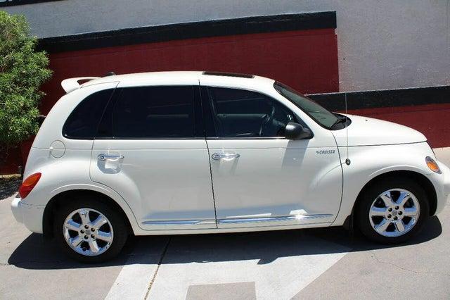 2004 Chrysler PT Cruiser Limited Turbo Wagon FWD