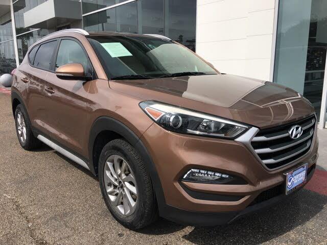 2017 Hyundai Tucson 2.0L SE Plus FWD