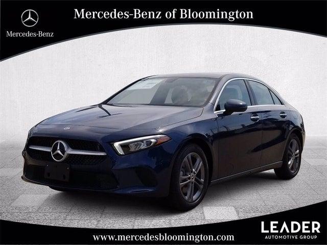 2020 Mercedes-Benz A-Class A 220 Sedan 4MATIC AWD