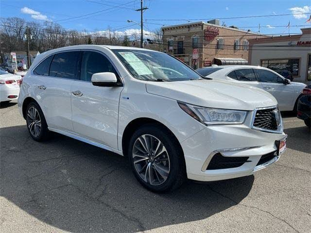 2019 Acura MDX Sport Hybrid SH-AWD with Technology Package