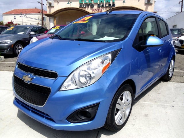 2014 Chevrolet Spark LS FWD