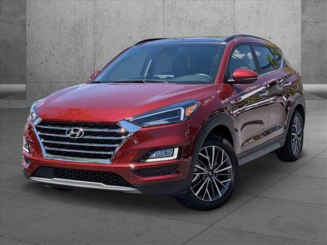 2020 Hyundai Tucson Ultimate FWD