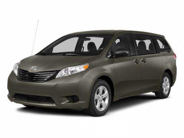 2014 Toyota Sienna LE 7-Passenger AWD