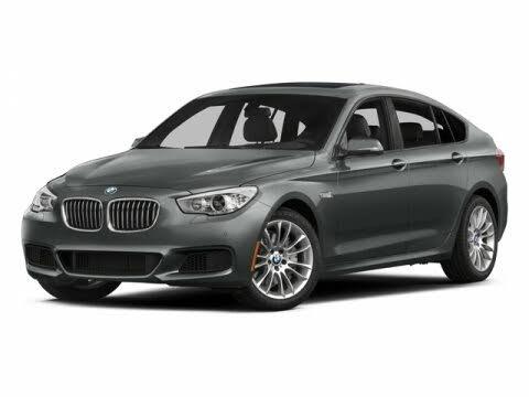 2015 BMW 5 Series Gran Turismo 535i RWD