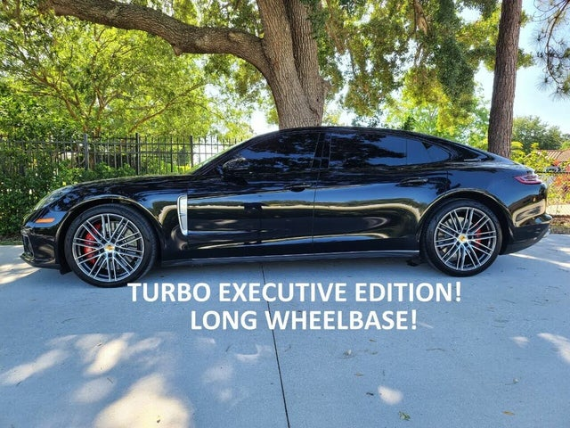 2018 Porsche Panamera Turbo Executive AWD