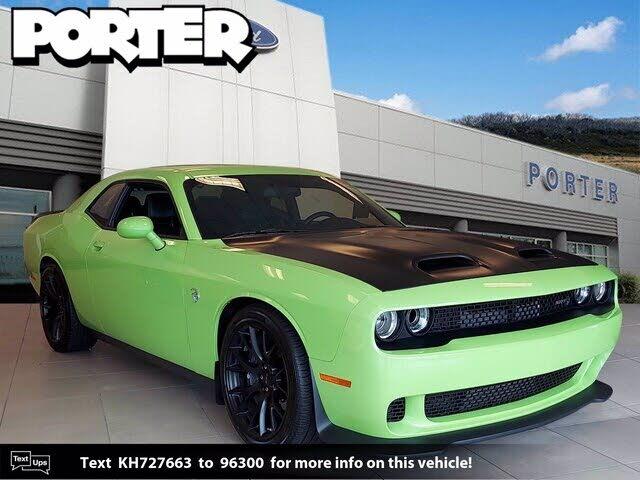 2019 Dodge Challenger SRT Hellcat RWD