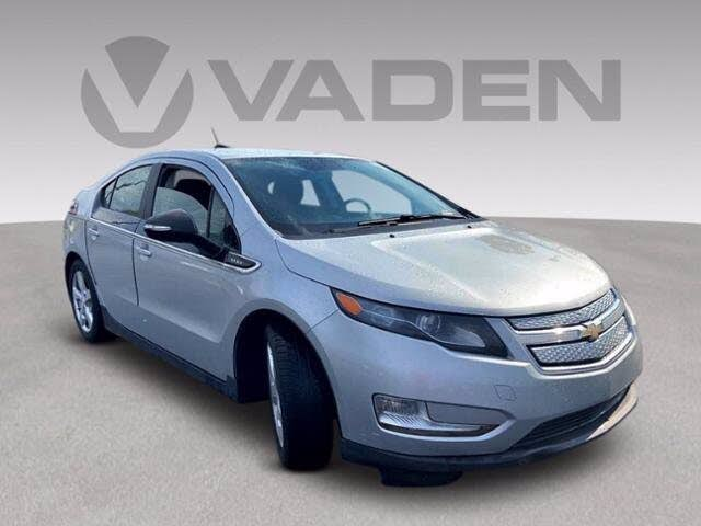 2015 Chevrolet Volt FWD