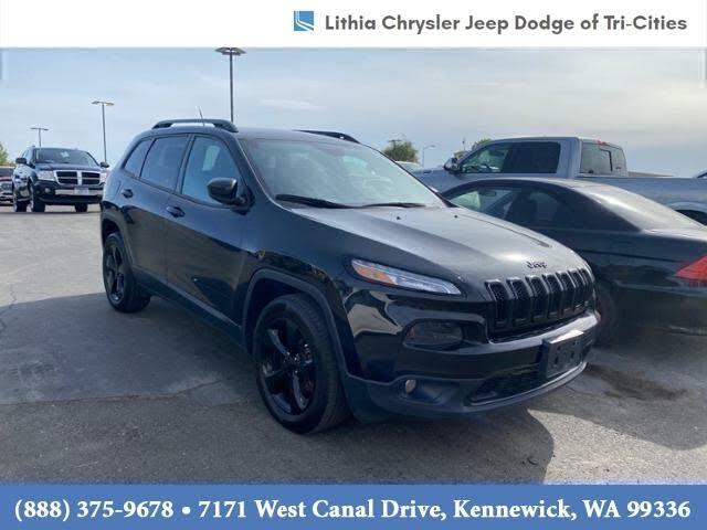 2015 Jeep Cherokee North 4WD