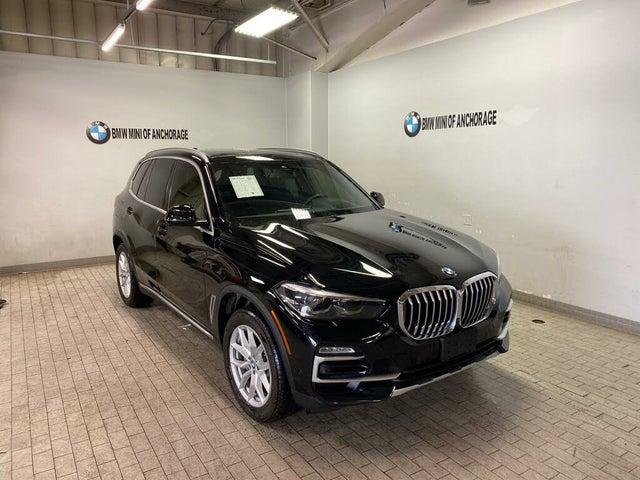 2020 BMW X5 xDrive40i AWD
