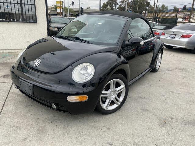 2004 Volkswagen Beetle GLS 1.8T Turbo Coupe FWD
