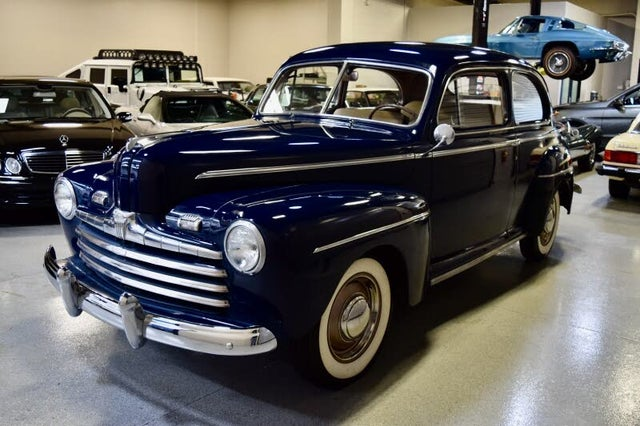 1946 Ford Super Deluxe Pickup