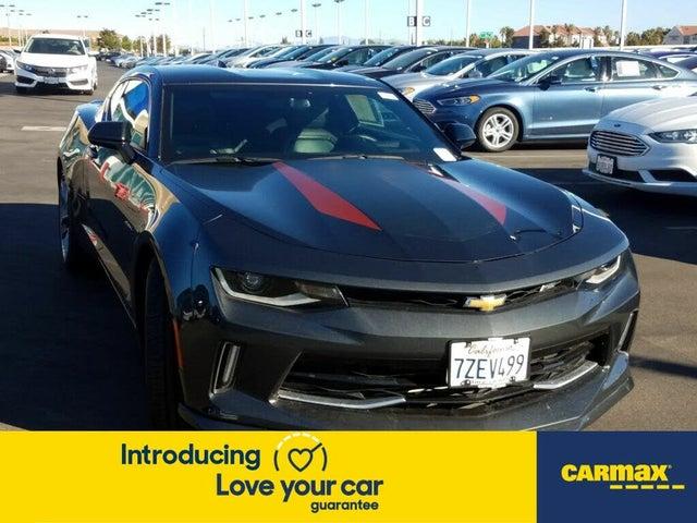 2017 Chevrolet Camaro 2LT Coupe RWD