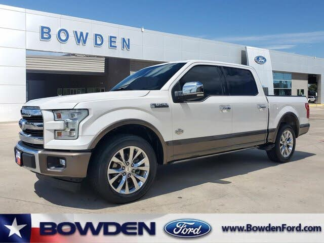 2017 Ford F-150 King Ranch SuperCrew
