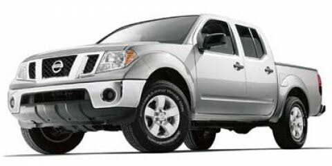 2012 Nissan Frontier SV V6 Crew Cab 4WD