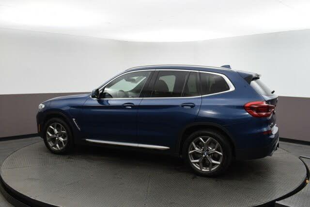 2021 BMW X3 xDrive30e AWD