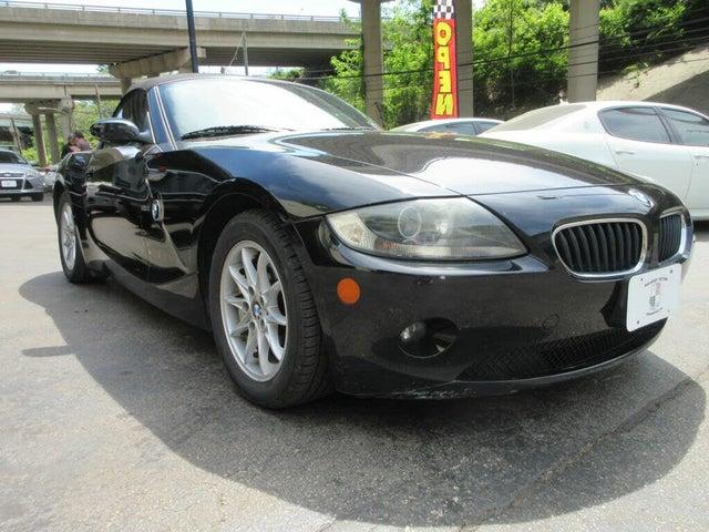 2005 BMW Z4 2.5i Roadster RWD
