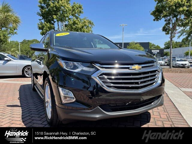 2020 Chevrolet Equinox 2.0T Premier FWD